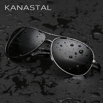 KANASTAL Classic Pilot Sunglasses