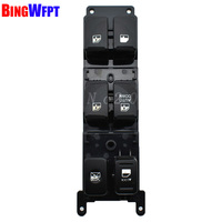 93570 1E110 For HYUNDAI Accent 2007 2010 Power Window Main Switch Button LHD