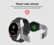 ORDRO Smart Wristband Support Remote Shooting Bluetooth Pedometer Social Media Notifications with Mobile Phone Anti lost