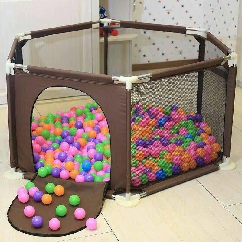 Bébé parc jeu clôture enfant en bas âge ramper étape clôture infantile jouer cour intérieur jeu sécurité clôture bébé Portable parc pour enfants