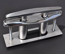 5 316 STAINLESS STEEL PULL-UP CLEAT/ POP-UP FLUSH MOUNT LIFT- Boat/Marine
