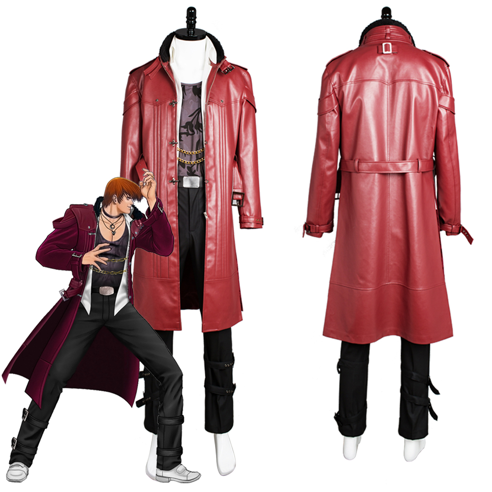 The King Of Fighters Kula Diamond Cosplay Costume Customized