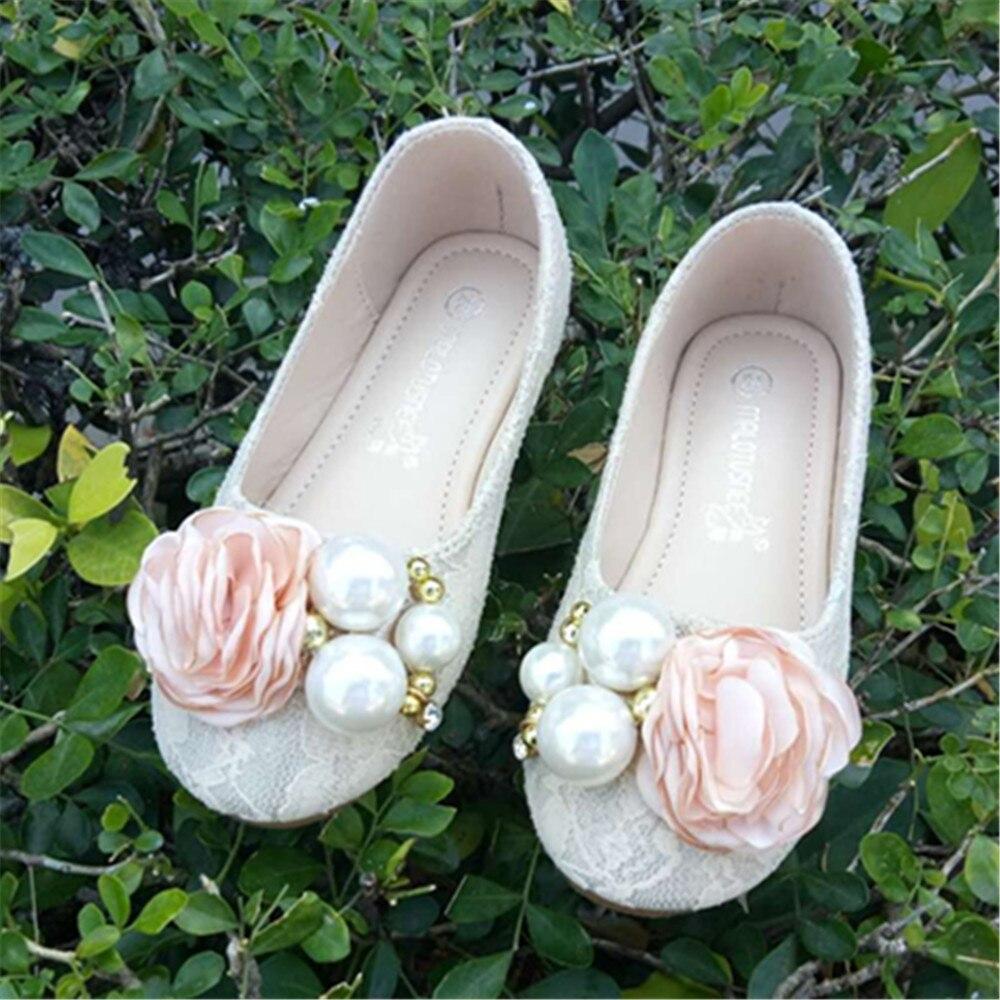 2018 nouveau printemps enfants chaussures filles fleur fille décontracté chaussures de sport bébé infantile chaussures filles chaudes princesse chaussures