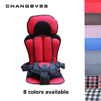 New Arrival Updated Version Thicken Child Car Seat Baby Seat 9 Months To 12 Years Old