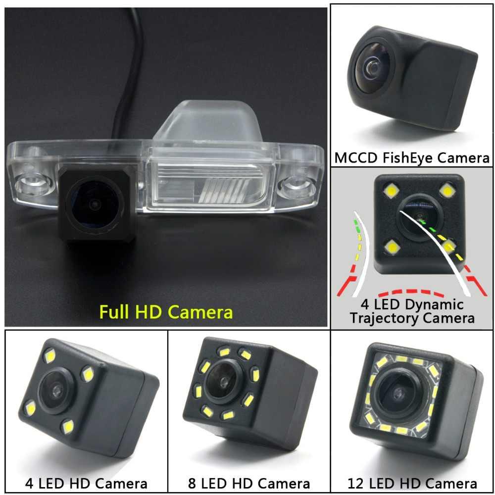 HD מלא 1280*720 מצלמה אחורית גיבוי צג LCD אלחוטי ליונדאי אקסנט Elantra Terracan Veracruz הסונטה טוסון מיסטרה