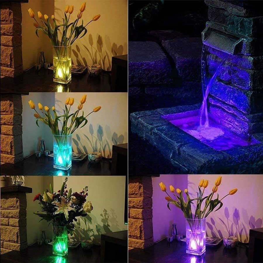 Remote Controlled light