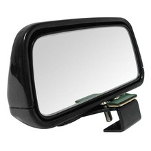 Car Vehicle Mirror Wide Angle Rear View Mirror Blind Spot View Black