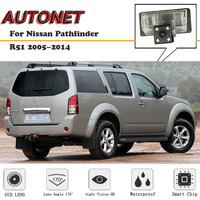 AUTONET HD Night Vision Rear View camera For Nissan Pathfinder R51 2005~2014 CCD/license plate Camera