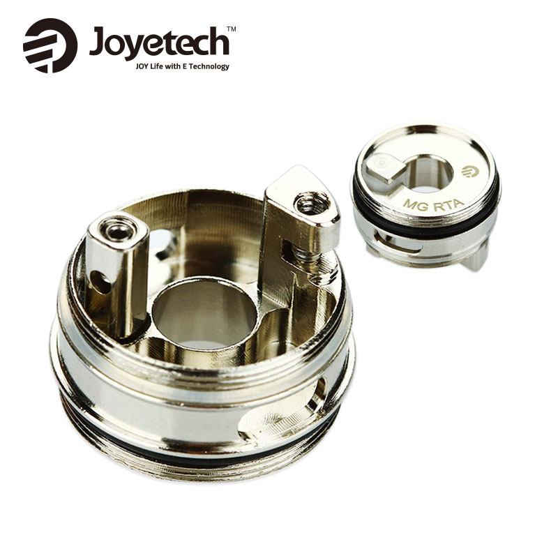 100% Original Joyetech Ultimo Tank MG RTA Atomizer Head Rebuildable Coil Head for Joyetech Ultimo Atomizer DIY E Cigs Coil Head original 3pcs ijoy xl c4 light up chip coil replacement head 0 15ohm 50 215w for ijoy limitless xl rta rebuildable atomizer tank