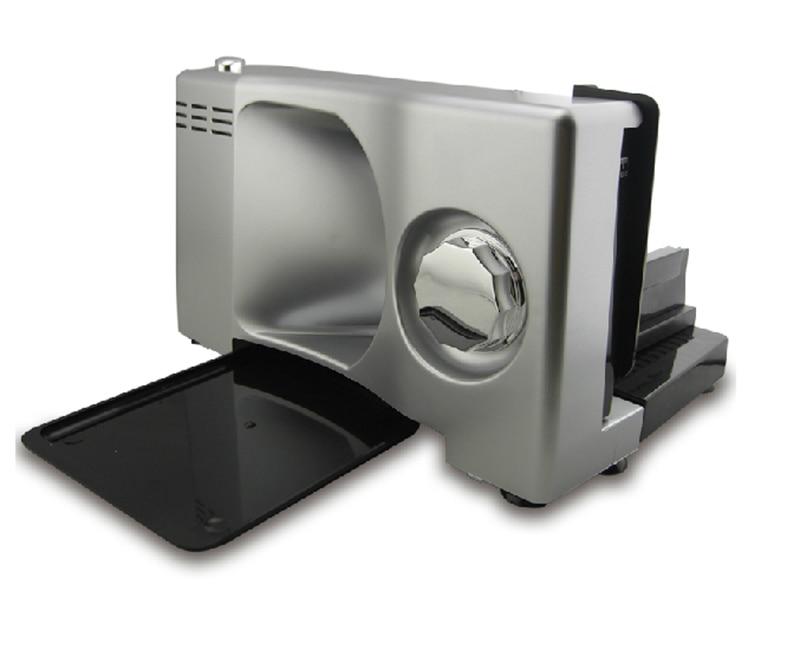 Cutting Machine100w 220V Slicing Machine Household Electric Meat Cutting Machine Meat Slicer 0-15MM D077 цена