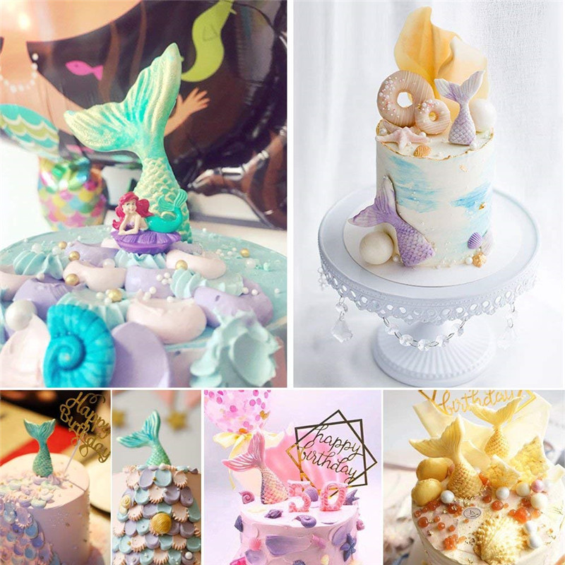 2018 Cake Decoration Tools Diy Sea Creatures Conch Starfish Shell