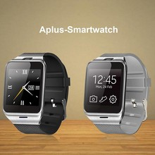 Aplus gv18 smart watch usable dispositivos android tarjeta sim teléfono smartwatch bluetooth reloj inteligente para dormir monitor