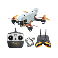 210 FPV Racing Drone Quadcopter RTF with Radiolink T8FB TX RX FPV Goggles 100KM/H High Speed 5.8G FPV DVR 720P Camera GPS OSD