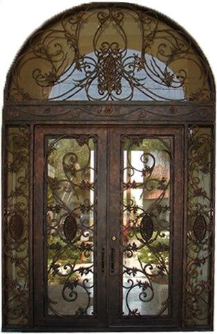 arched main door design double iron doors custom front doors iron doors entrance doors
