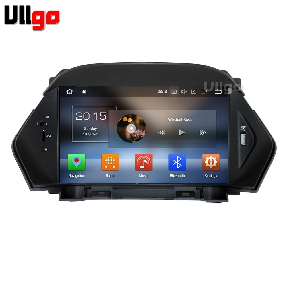 RAM 4g + ROM 32g Android 8.0 Car DVD di Navigazione GPS per Ford Kuga Auto unità di Testa Autoradio GPS con BT Radio Specchio-collegamento Wifi