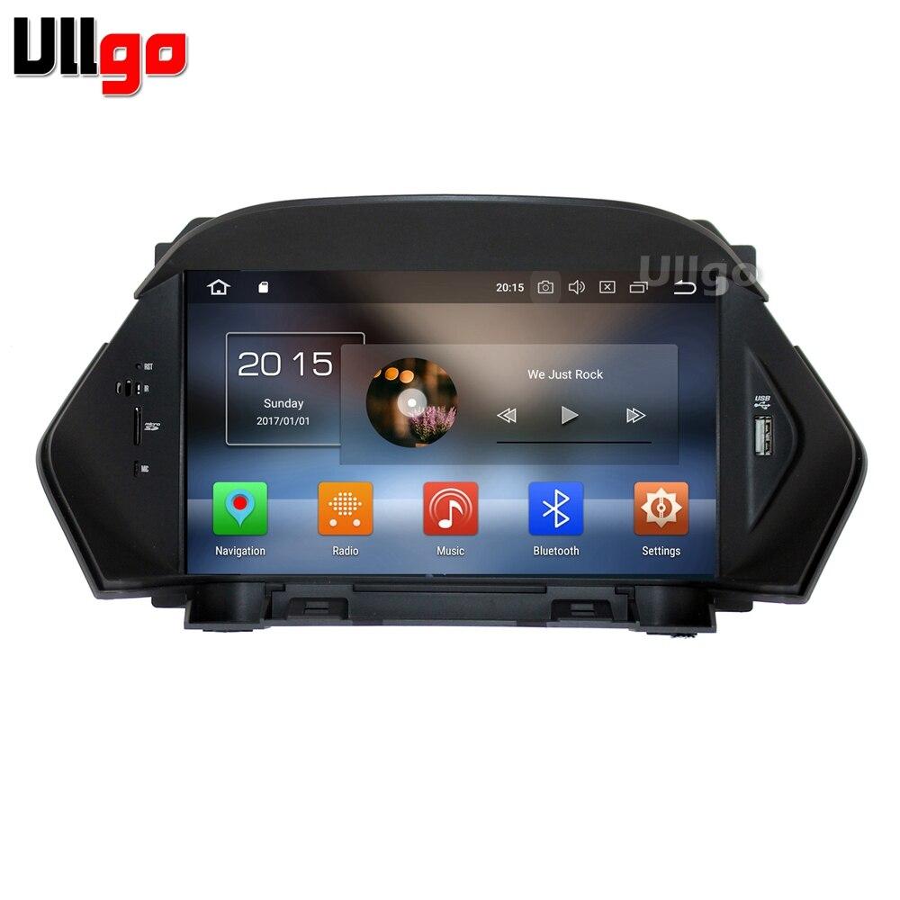 RAM 4g + ROM 32g Android 8.0 Voiture DVD GPS Navigation pour Ford Kuga Voiture Autoradio Autoradio GPS avec BT Radio Miroir-lien Wifi