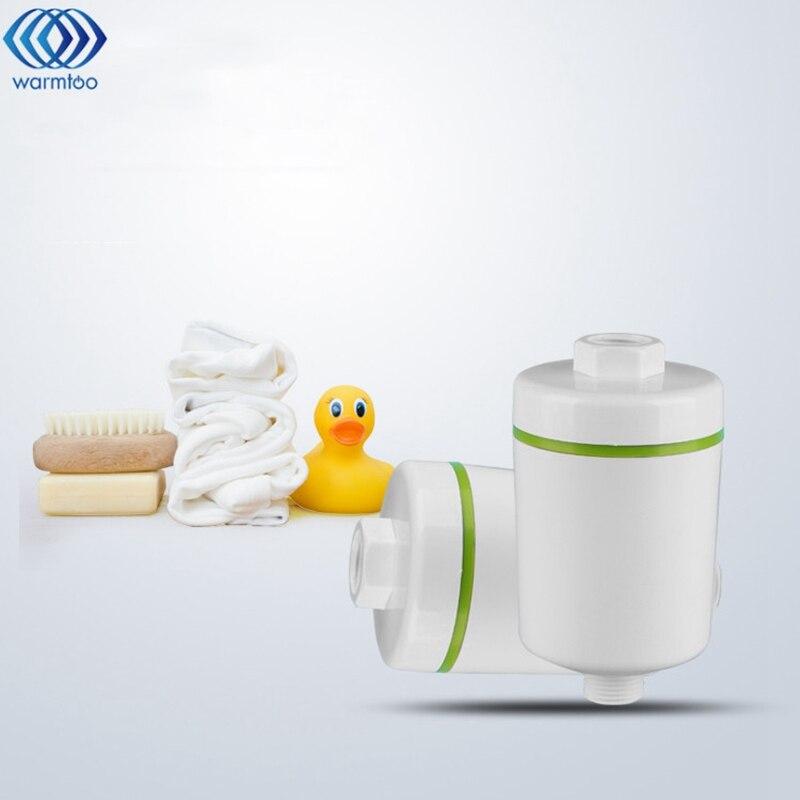 Фильтры для воды спереди обратный стиральная предварительный фильтр бытовой Очиститель накипи устройства удаления хлора ржавчины душевая