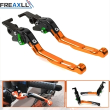 Motorcycle Accessories Foldabel Extendable Adjustable Brake Clutch Levers For KTM Duke 790 2018 2019 New color for ktm 790 duke 790duke 2018 motorcycle brake clutch levers adjustable folding extendable brake lever motor accessories parts