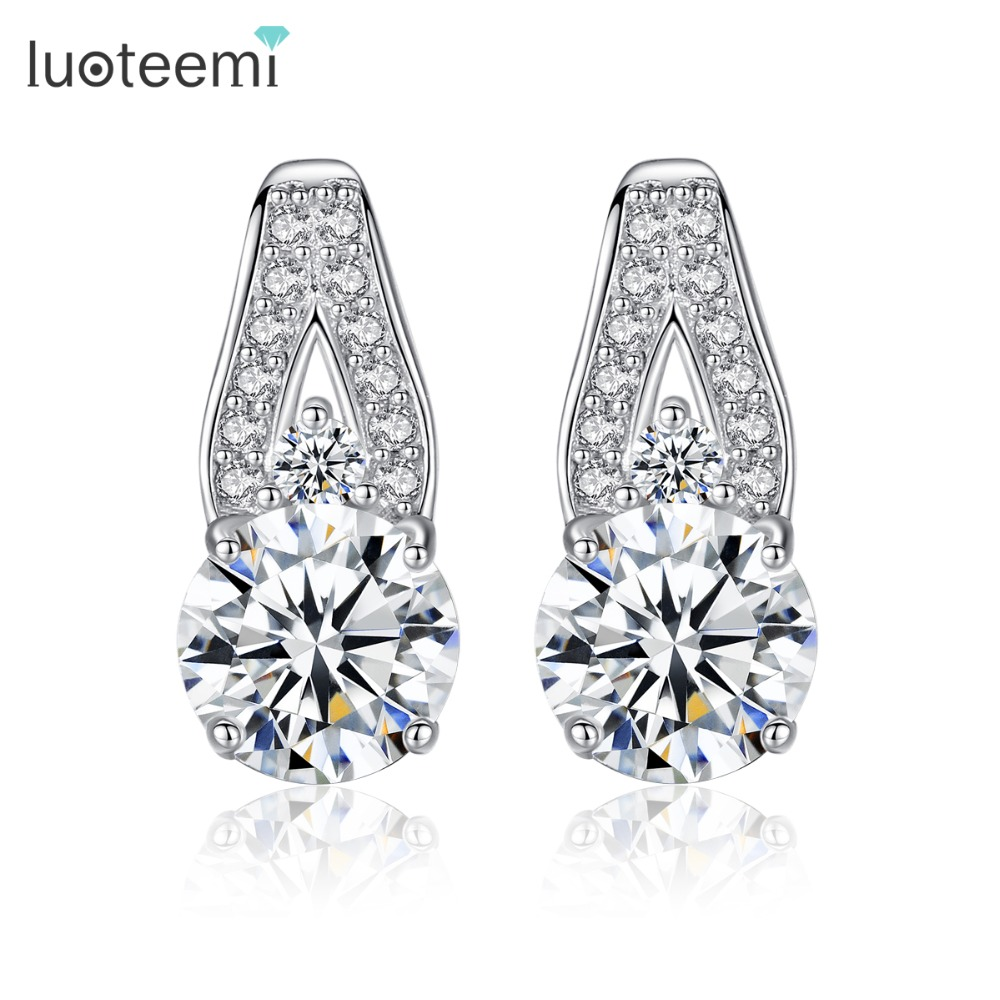 Luoteemi Genuine 925 Sterling Silver Jewelry Brinco