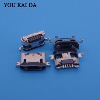 50pcs For Motorola MOTO X Style X+2 XT1570 XT1572 XT1575 micro USB Charging Port Connector Plug Jack Socket Dock Repair Part