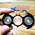 Новый HandSpinner пальцев спираль пальцев гироскопа Bat Torqbar игрушки no box Просто мешок OPP Бесплатная доставка E1964