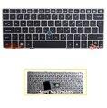 Новый ноутбук сша клавиатура для HP Elitebook 2560 2560 P 2570 2570 P