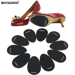 Protector Shoes Cushion-Pads Sole-Grip Anti-Slip High-Heel 5-Pairs Gifts