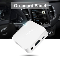 Miracast Chromecast car Media Video Streamer white Wireless TV STICK WIFI Airplay DLNA Mirroring google phone iOS