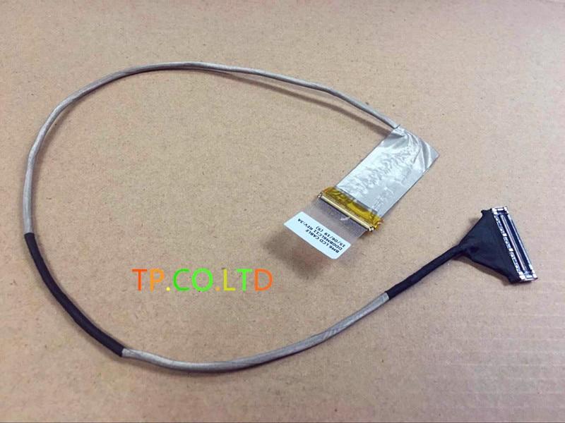 Genuine New Free Shipping original For LENOVO B5400 BM6 LCD LED LVDS SCREEN VIDEO FLEX CABLE DD0BM6LC011