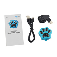 Free shipping!pet gps tracker RF V30 ,waterproof IP66 WIFI GPS GSM GPRS tracking dogs locator