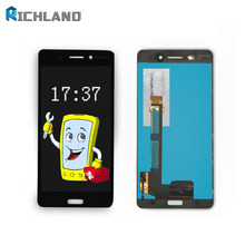 Richland Phone LCD Screen For Nokia 6 LCD Display Tested AAA 5.5″ with Touch Screen Digitizer Assembly Replacement Parts N6+tool