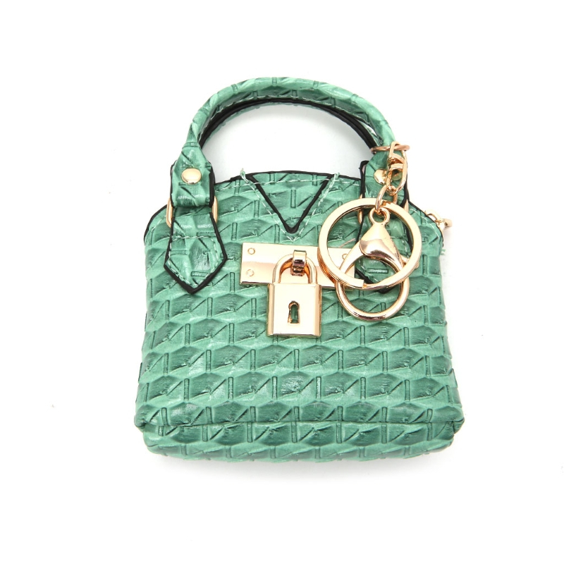 2017 Elegant Fashion Women Girl Cute Coin Purse Zip Wallet Mini Faux Leather Key Ring Key Chain Holder Pouch Small Bag Handbags