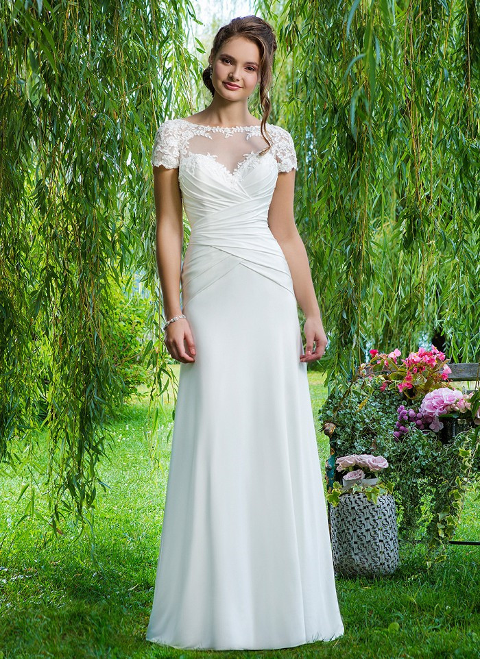 Online Get Cheap Casual Beach Wedding Gowns -Aliexpress.com ...