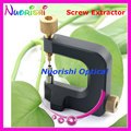 Boa qualidade parafuso Extractor parafuso abridor Eyewear Reparing ferramenta 004 frete grátis