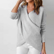 MUXU sweater women sweaters and pullovers top femme long sleeve knitted high quality fashion tops chompa