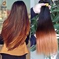 7A ломбер перуанский девственница волосы прямые 1 шт. девственница прямые волосы 3 тон ломбер богородицы перуанские прямые наращивание волос h и j