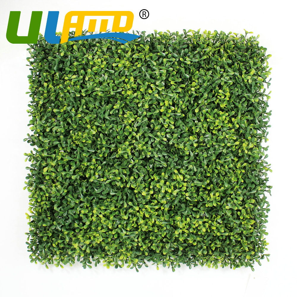 Uland artificial valla ecológica boj Esterillas 24 paneles 25x25 cm ...