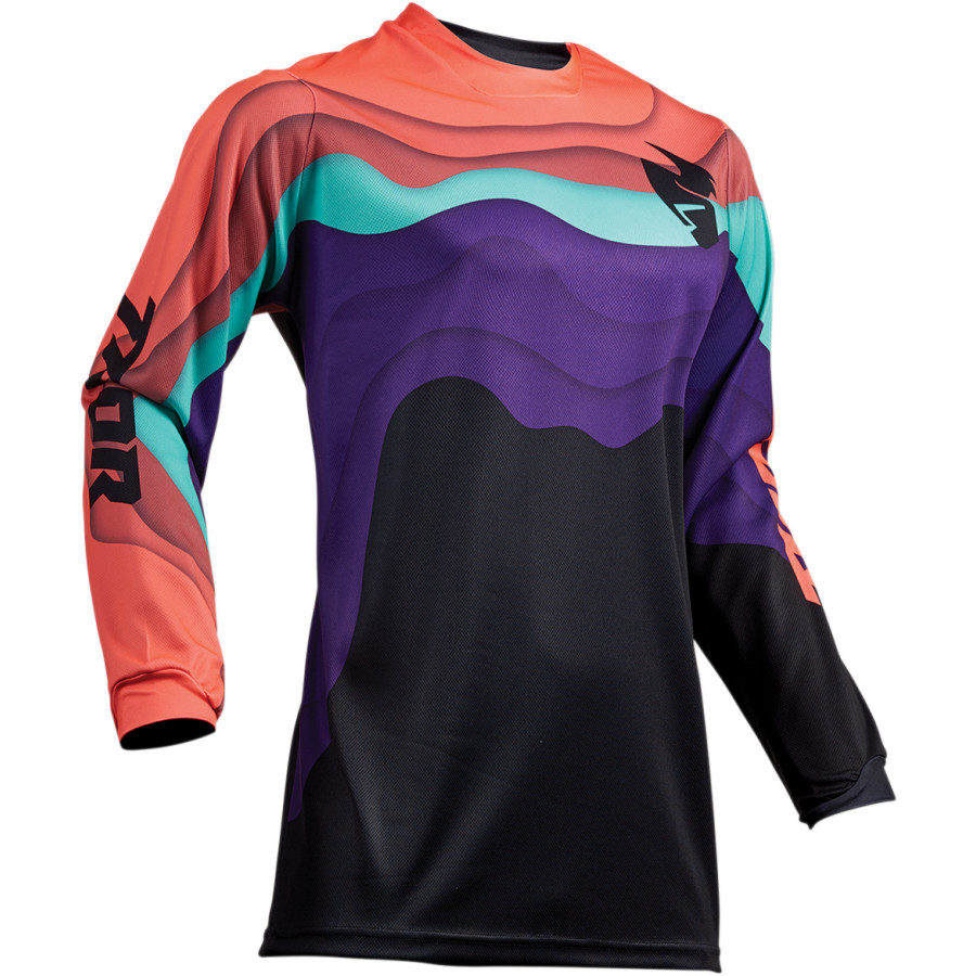 2019 Women Cycling Jerseys Downhill Jersey Mountain Bike Motocross Jersey BMX DH MTB Mountain Pro Team Cycling T-Shirt Clothes