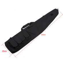 Tactical Military 120x28cm 600D Oxford Waterproof Fabric Hunting Airsoft Gun Bag Case PP12-0013