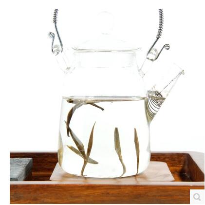 Top Grade100g chinese  tea Organic Premium Bai Hao Yin Zhen White Tea Silver Needle fuding White Tea Conquer blood pressure