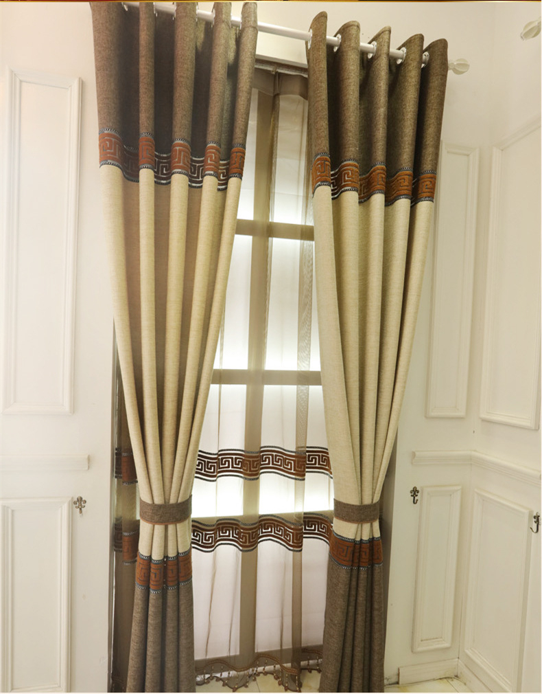 High Quality curtains for living room