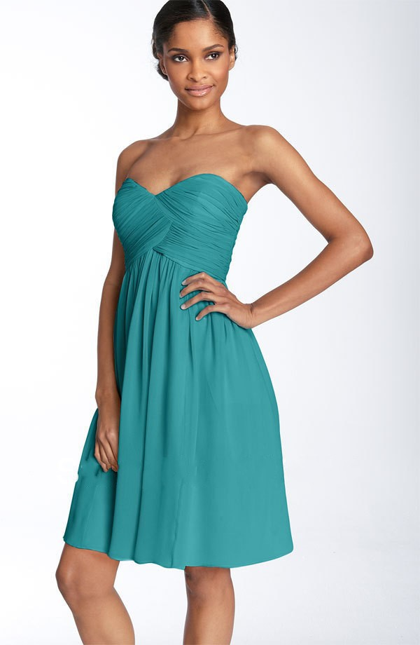 Popular Short Turquoise Prom Dresses-Buy Cheap Short Turquoise ...