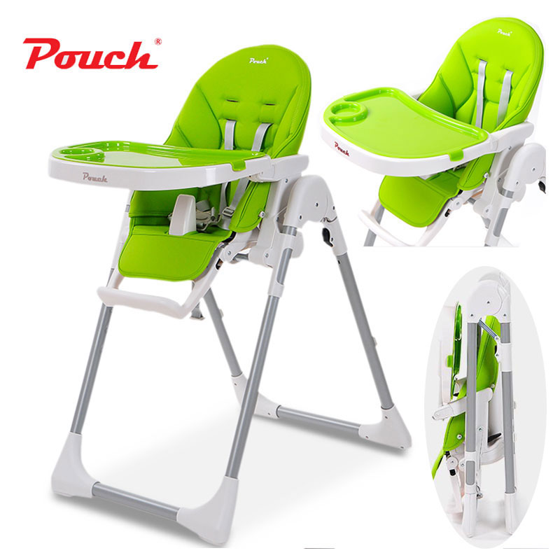 Pouch Child Dining Chair Multifunctional Portable Foldable Car Baby Dinner Chair Eatting Dinette Baby Safety Seat Chair 6 M~3 Y pouch baby dining chair multi functional portable foldable baby food chair plastic baby dinette children s dining chair pouch