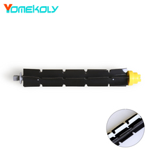 Black Flexible Beater Brush for iRobot Roomba 600 700 Series 650 610 620 630 660 760 770 780 790  Vacuum Cleaer Replacement