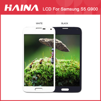 S5 G900 LCD For Samsung Galaxy S5 G900F LCD Screen G900 LCD Display Touch Screen Digitizer Assembly TFT Adjust Brightness