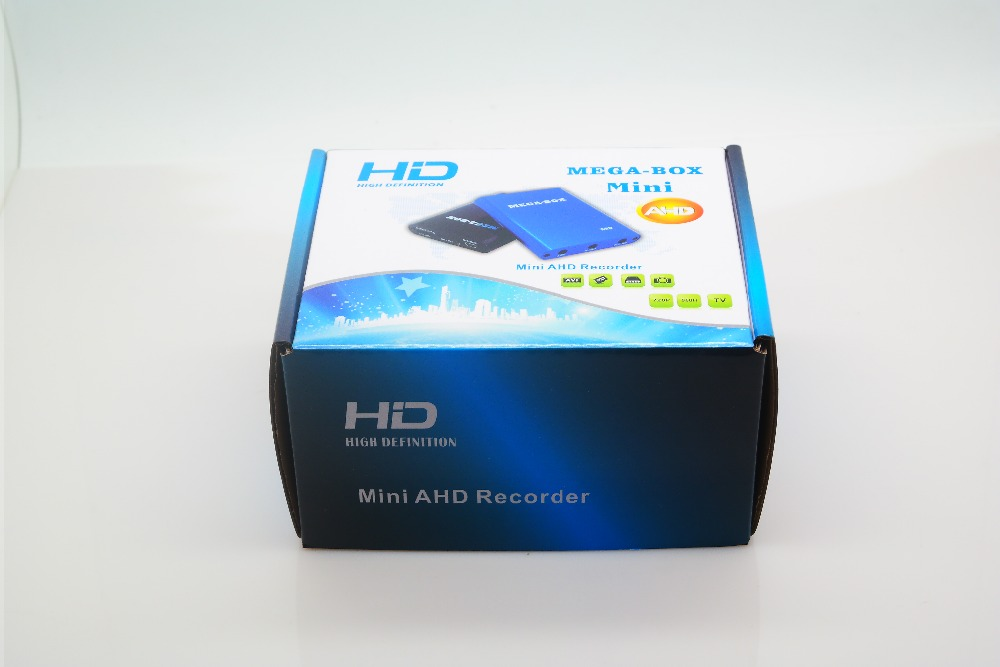 720 P 25FPS 1CH AHD DVR con 4 tipos de modo de grabación de vídeo. Detección de movimiento desde asmile - 5