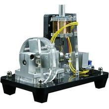 physics toys 12v Linear Actuator Reciprocating Motor science Kids Tecnologia DIY Electronic Kit Single Coil