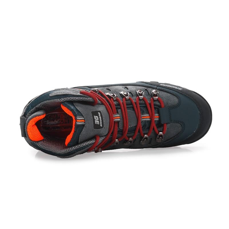 SUROM Sport En Plein Air Homme Chaussures Adulte Sneakers Hommes Confortable Randonnée Chaussures Sentier Tactique Trekking - 3