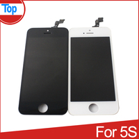 100 Guarantee New LCD For IPhone 5S Screen Display With Touch Screen Digitizer Assembly White Or