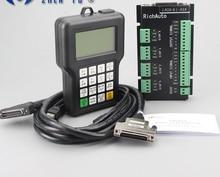 Dobra jakość CNC sterowania bezprzewodowego systemu dla CNC router/cnc grawer, DSP controller A18, uchwyt DSP, English version